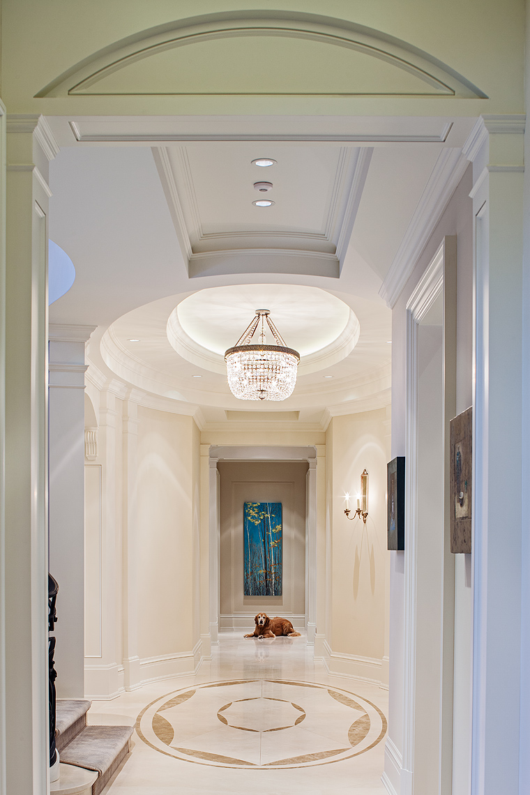 Interior Design Traditional Entry Foyer (34)