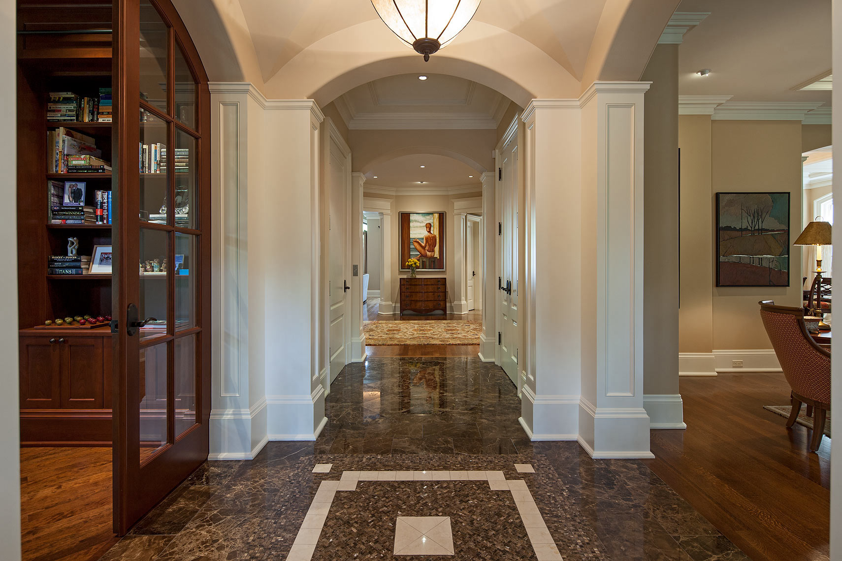 Interior Design Traditional Foyer