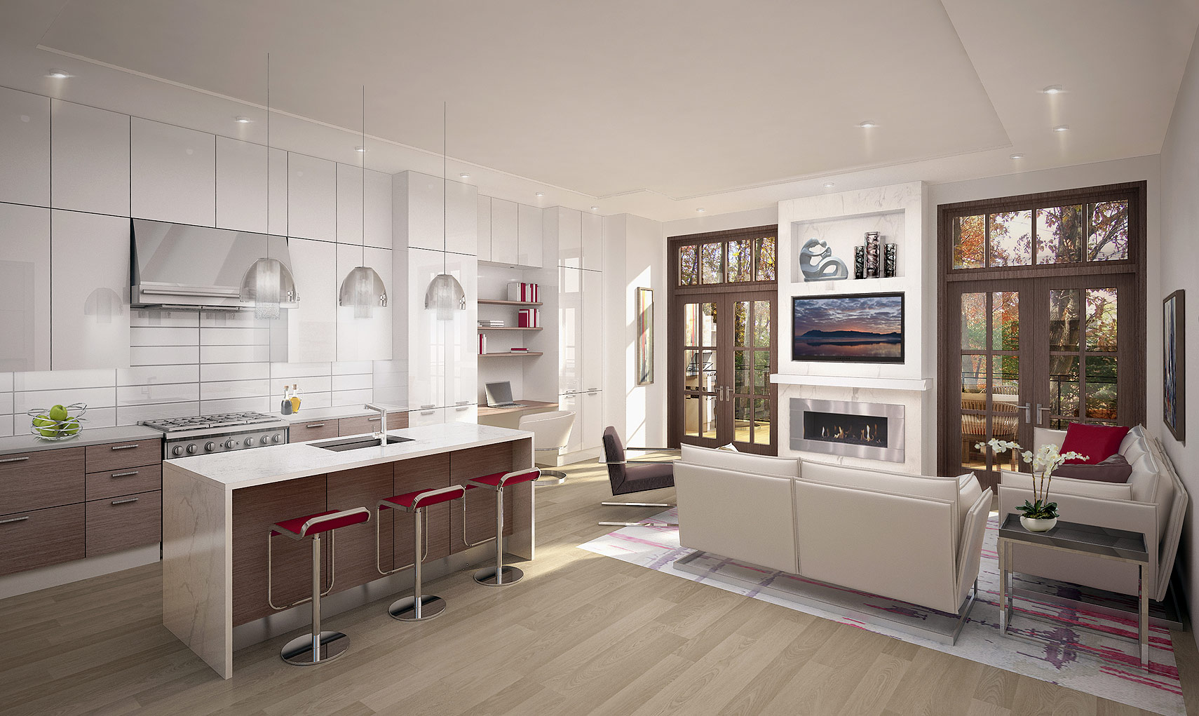 28-interiordesign-modern-MakowArchitects-019-kitchenfamilyroomrendering