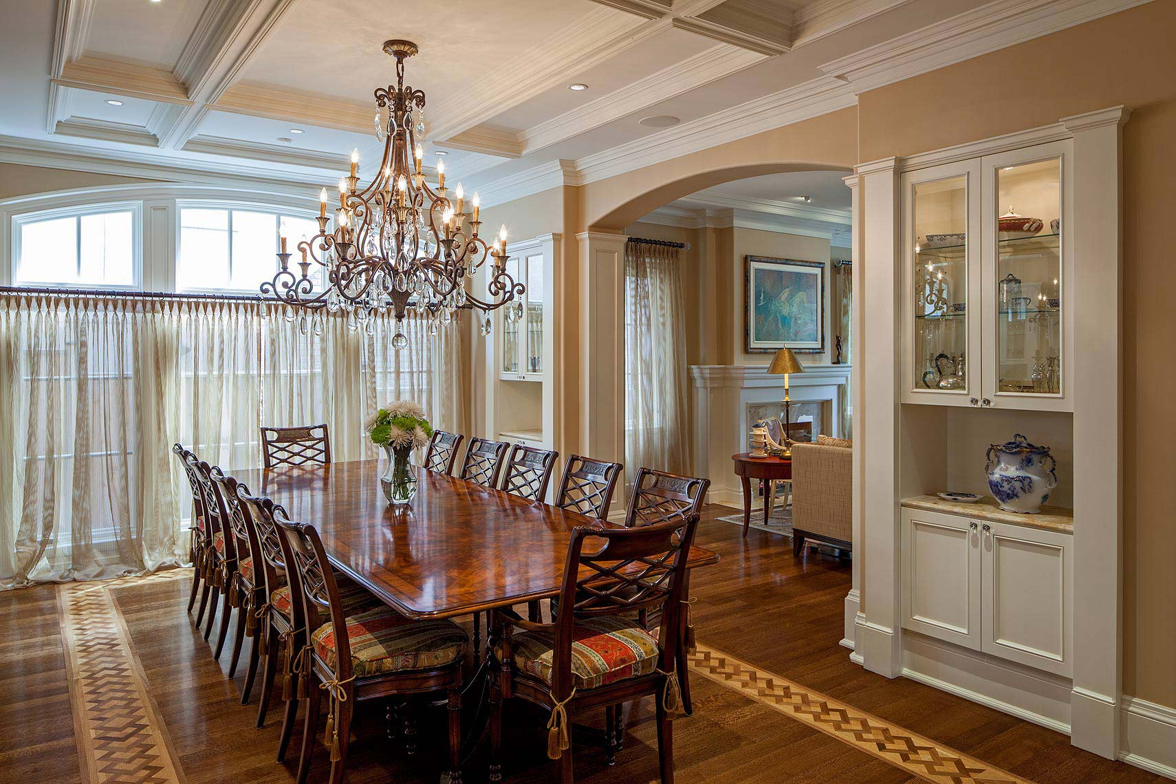Interior Design Traditional Diningroom