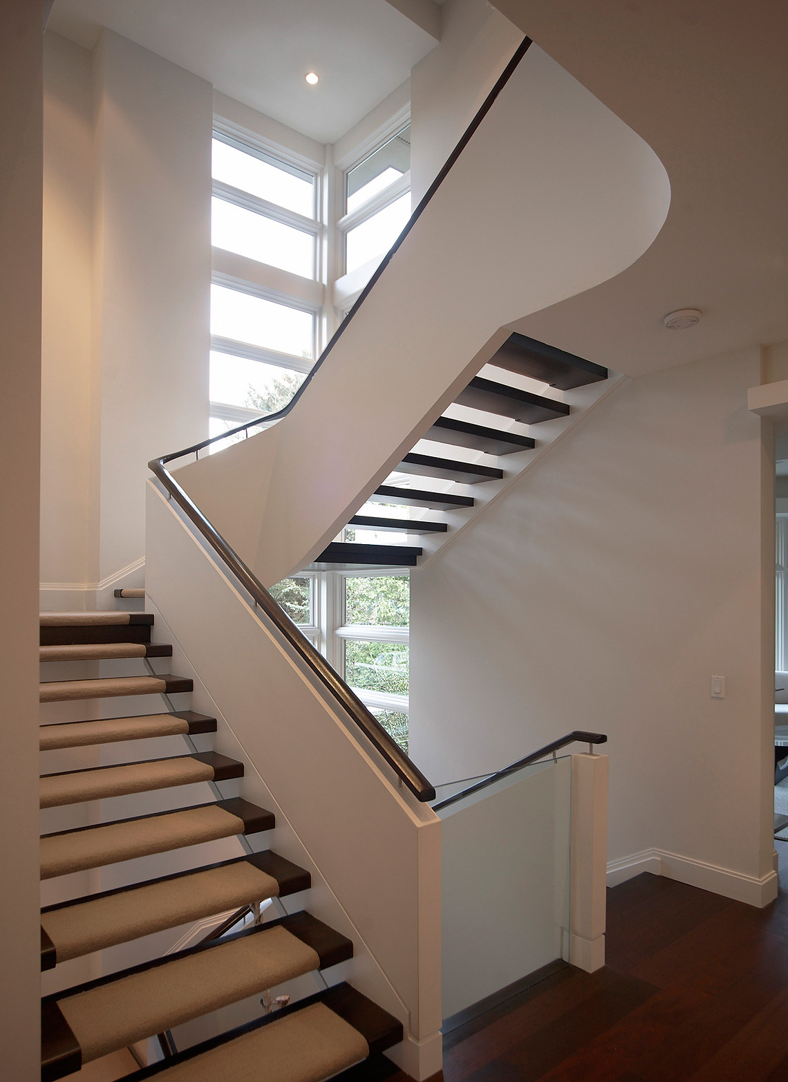 Modern Interior Design Stair Case