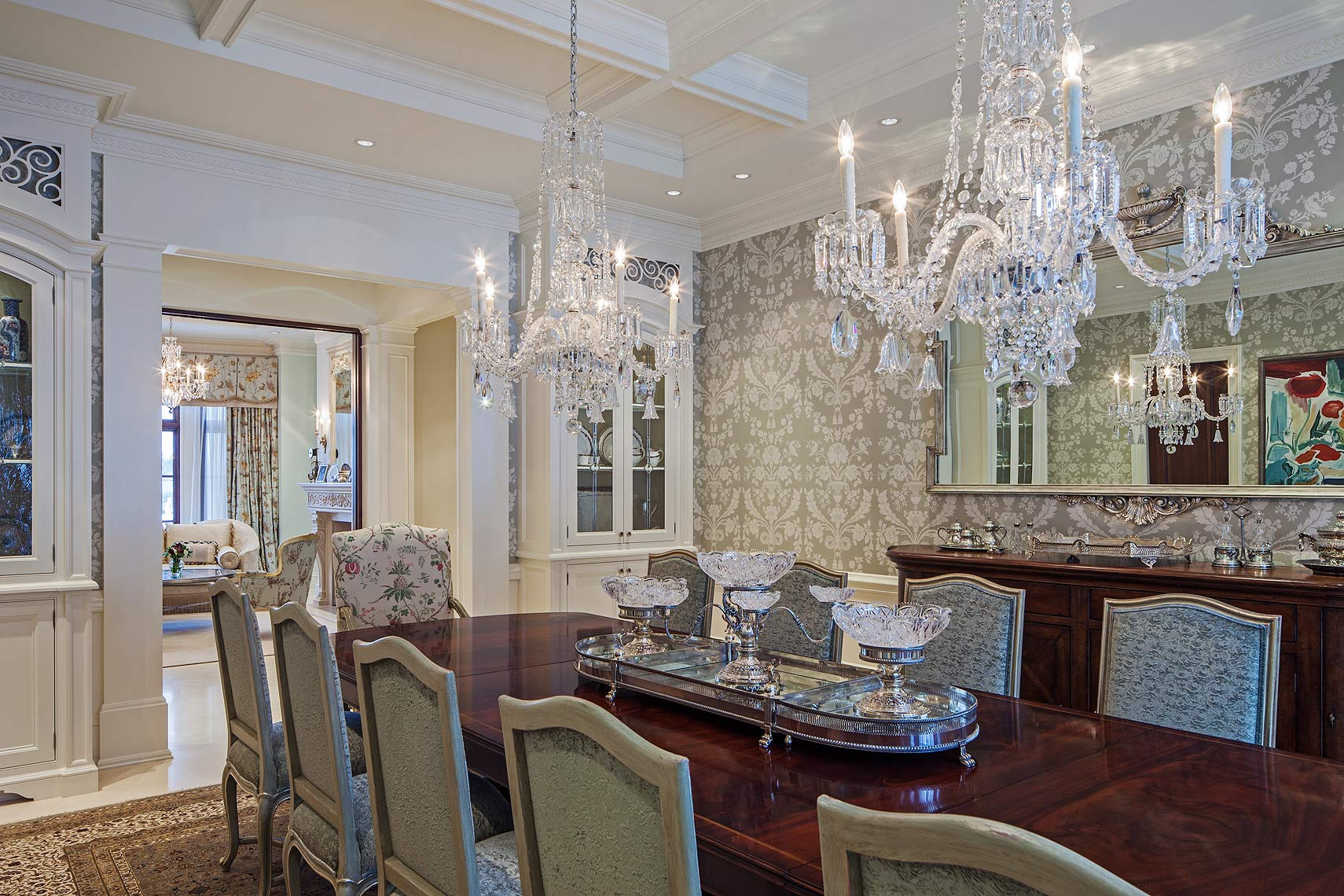 Interior Design Traditional French Dining Room