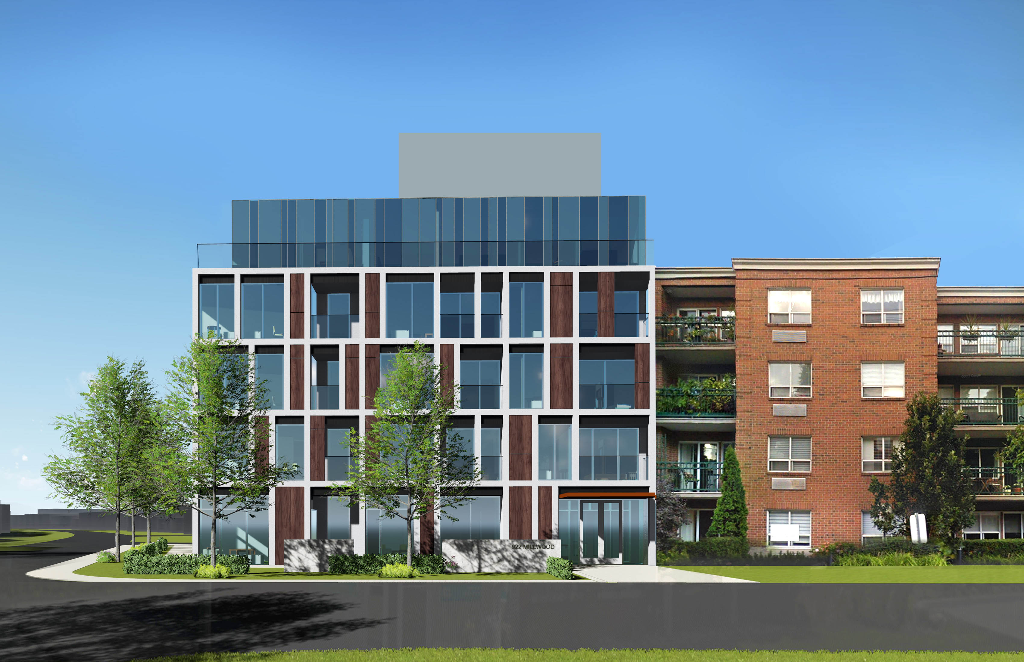 South Elevation Condos - Makow Associates