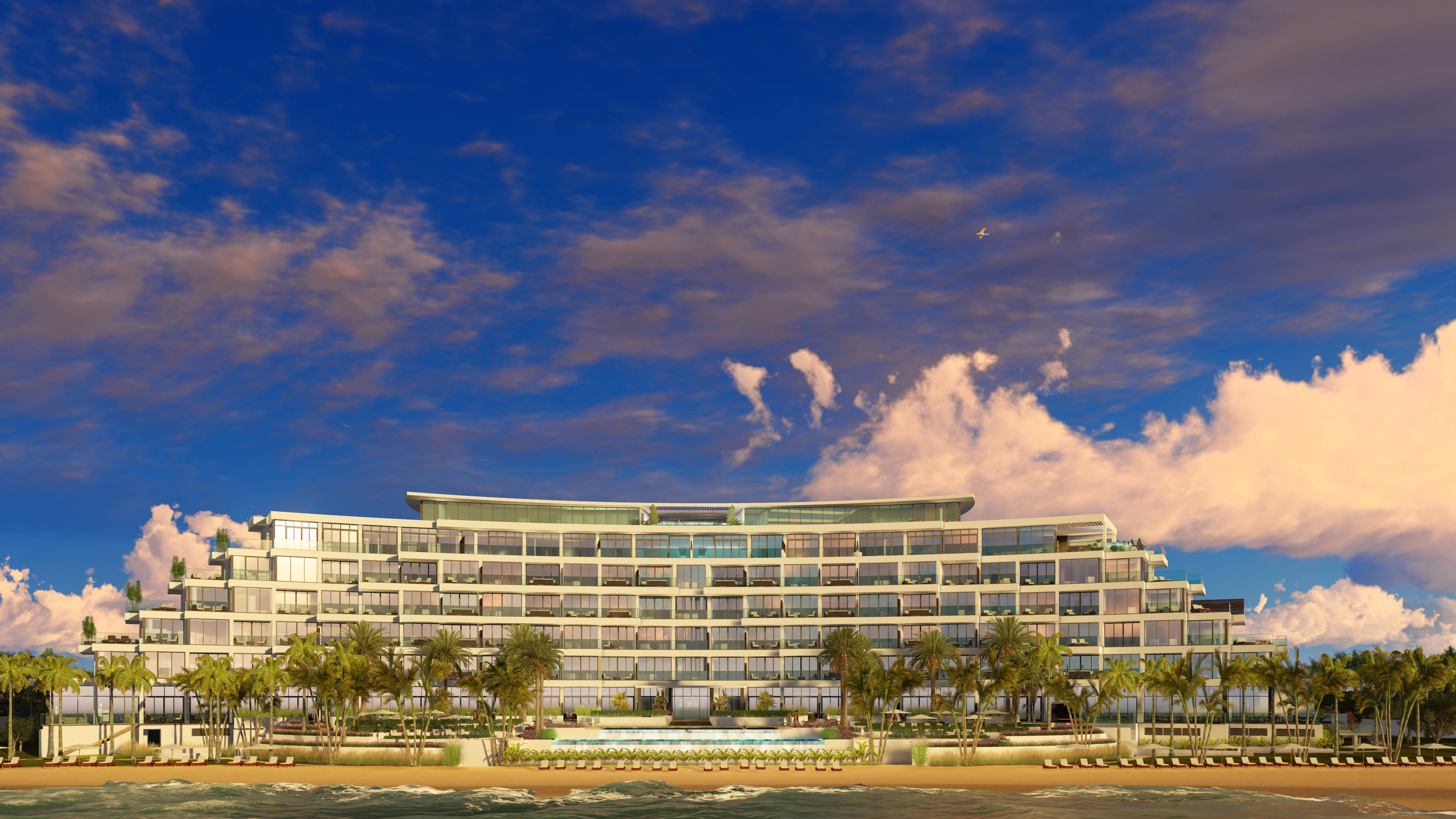 Synagogue Resort Hotel Bahamas - Makow Architects